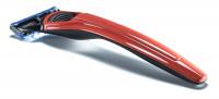 rasoir X1 Cooper Rouge avec lame Gillette Fusion